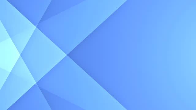 symmetrische linien mit textfreiraum (hellblau) - loop - hell beleuchtet stock-videos und b-roll-filmmaterial