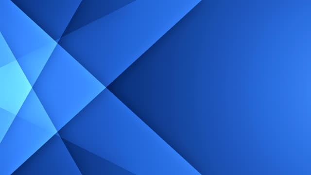 Symmetric Lines With Copy Space (Dark Blue) - Loop Minimalistic and elegant background animation, perfectly usable for a wide range of topics. Seamlessly loopable. blue background stock videos & royalty-free footage