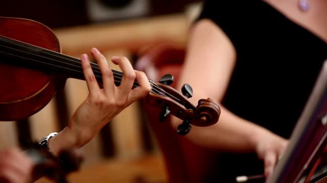 symphony orchestra video