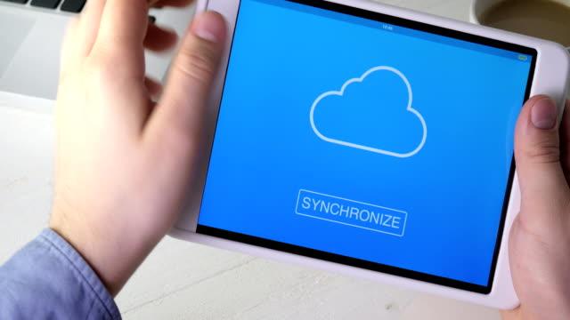 Synchronisation de fichiers sur tous les périphériques à l'aide de tablette numérique - Vidéo