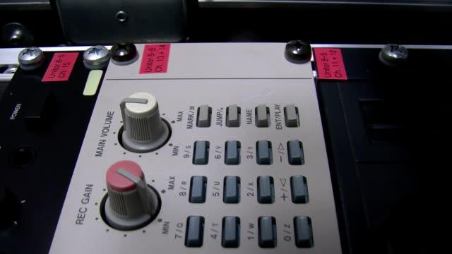 vidéos et rushes de synthétiseur - synthétiseur