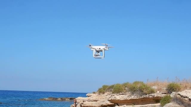 Siracusa - Drone a Punta della Mola