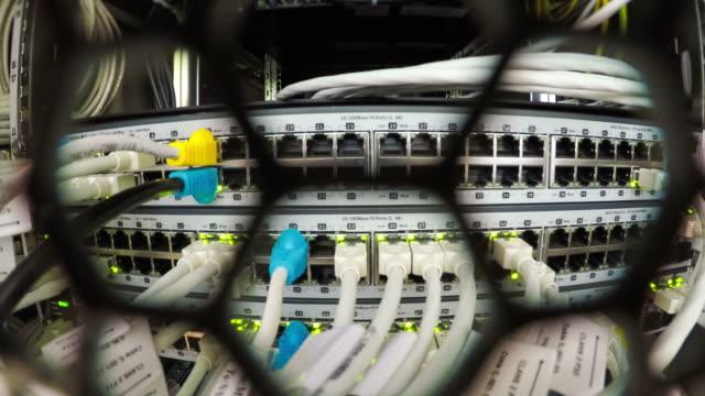 HUB System HUB System mainframe stock videos & royalty-free footage