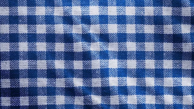 tablecloth, picnic gingham is pan camera movement. Close up macro shot checkered claret red fabric cloth background. tablecloth, picnic gingham is pan camera movement. Close up macro shot checkered claret red fabric cloth background. plaid stock videos & royalty-free footage