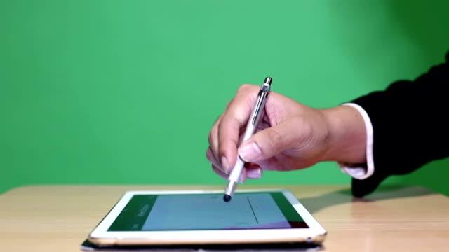 Tablet Digital Signature