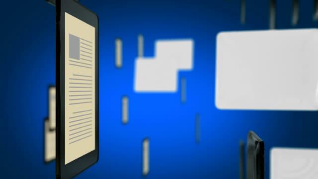 Tablet Ebooks video