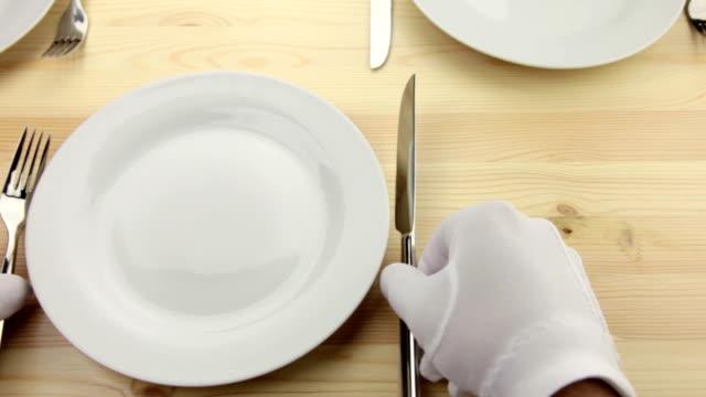 Tableware video