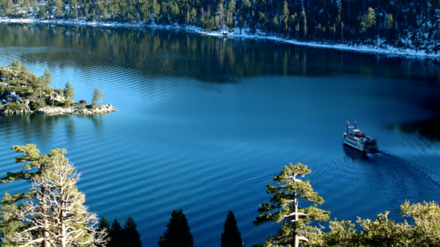 See lake Tahoe – Video