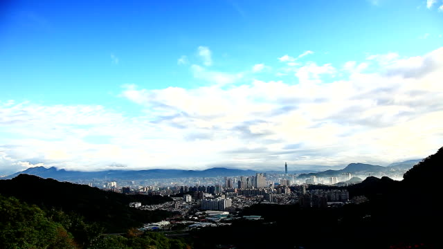 Taipei city video