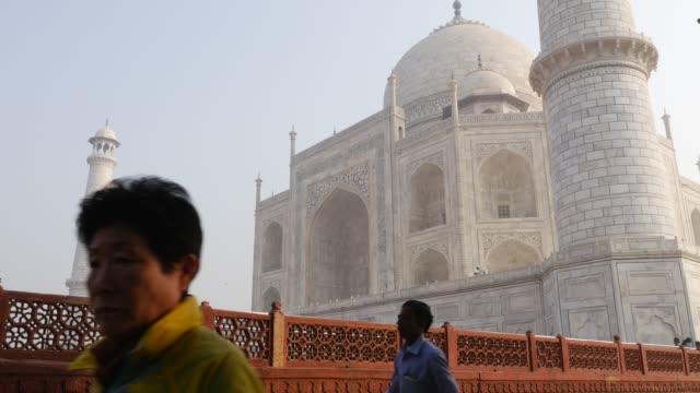 Taj Mahal in India video