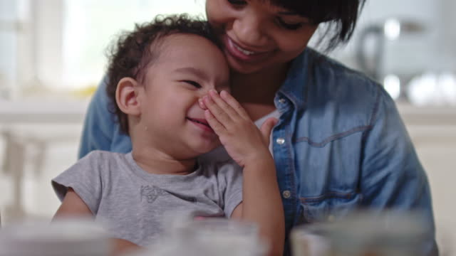 Taking care of son video