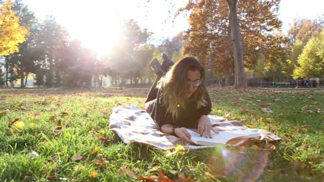Taking My Book Outdoors video