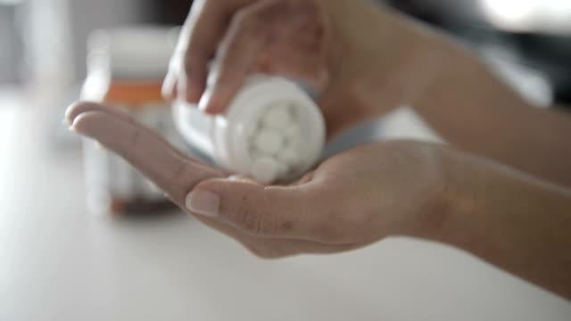 Taking Prescription Medication video