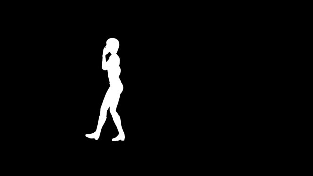 Talking Woman (Loopable) video
