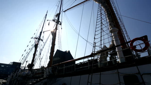 Tall Ship video