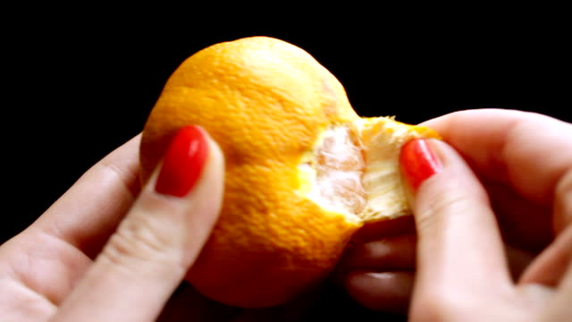 Tangerine video