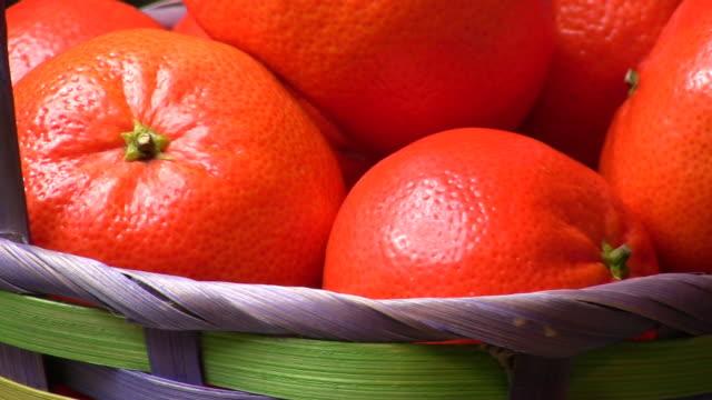 Mandarine. – Video