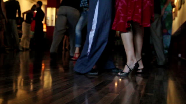 Tango Milonga Party video
