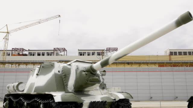 tank second world war. tank of wwii t-34 - i wojna światowa filmów i materiałów b-roll