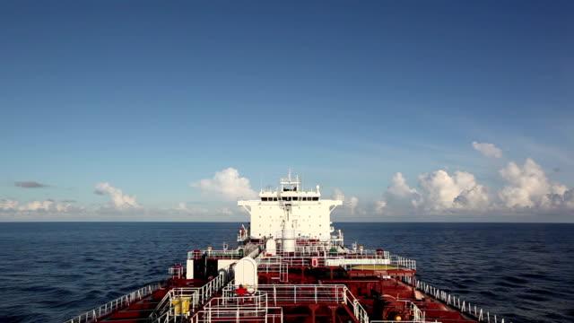 Tanker view video