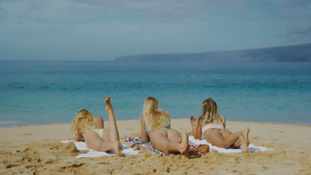 Tanning is life video
