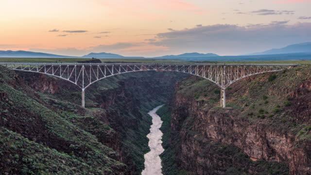 Taos, New Mexico, USA at Rio Grande Gorge Bridge