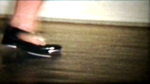 Tap Dancer In 1958 (Vintage 8mm film footage) video