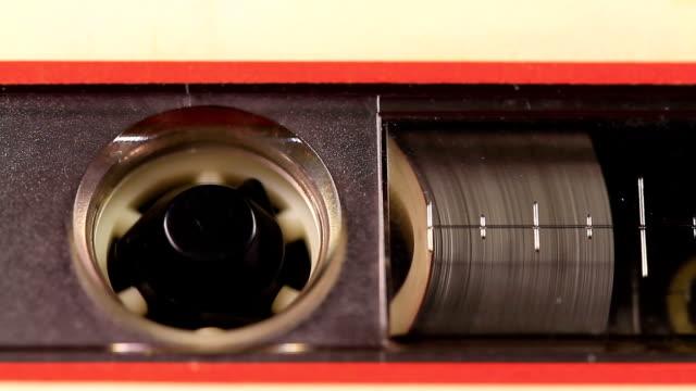 il nastro - mangianastri video stock e b–roll
