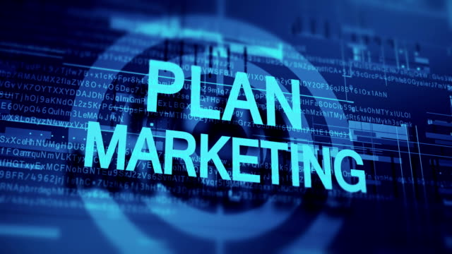 Targeted Marketing Business Corporate Plan Video Animation