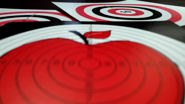 Targets for shooting. Targets for training on shooting.