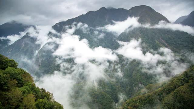Taroko National Park. video