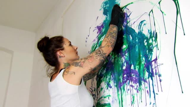 Tattooed Artist - LA video