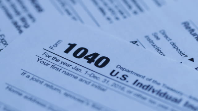 1040 Tax Form video