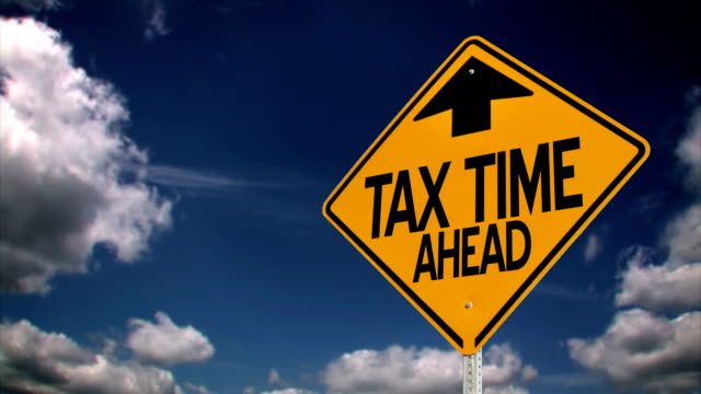 Tax Time video