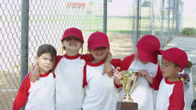 T-Ball Champs video