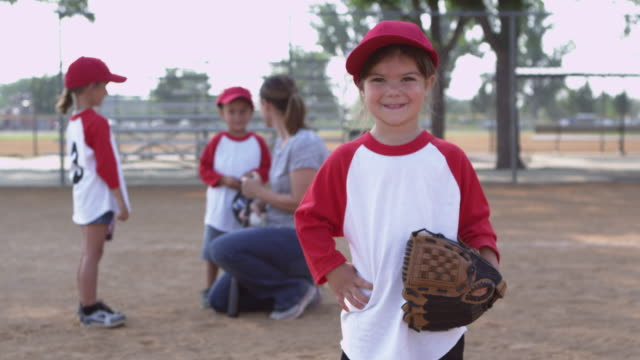 T-ball smile video