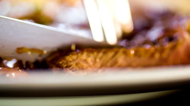 T-Bone Steak video