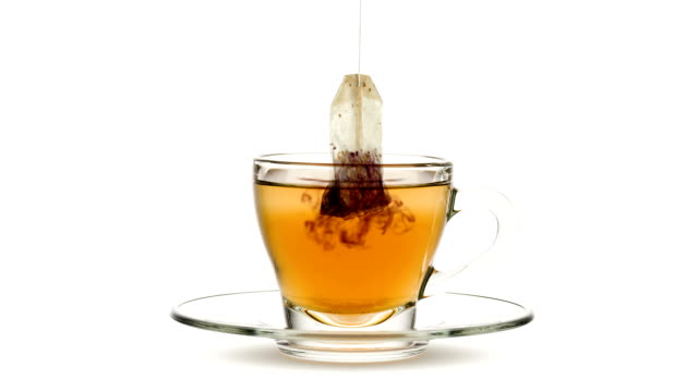 tea bag - tea cup stock videos & royalty-free footage