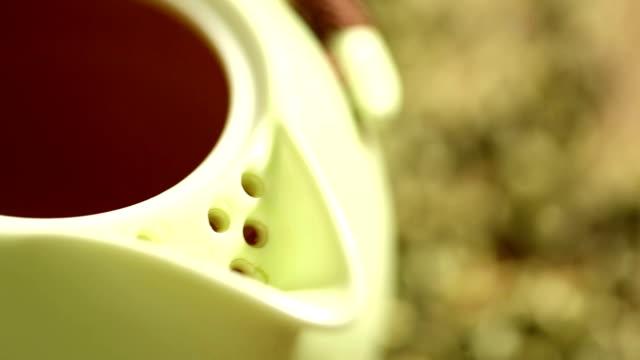 Tea Ceremony. Collage. video