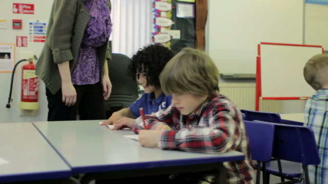 DOLLY: Teacher with pupils video