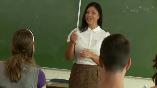 High School-Schüler lernen – Video