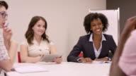 istock Teamwork during a marketing meeting 1166883915