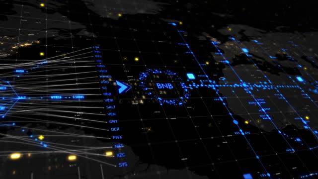 Techno Grid Cryptocurrencies video