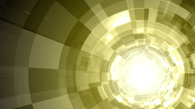Techno Tunnel Background video
