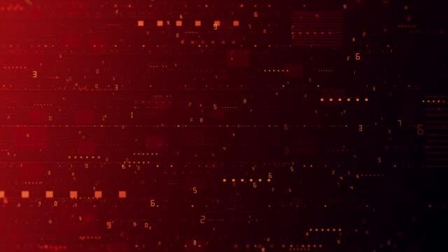 Technologic background 4K