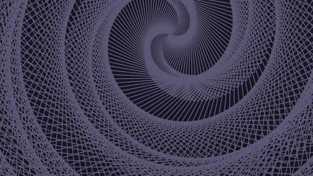 Technological fractal background representing chaos and speed, as modern life often is.