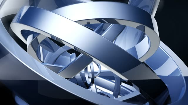 Technology Abstract Trendy modern illustration 3d render background. Geometric shapes.