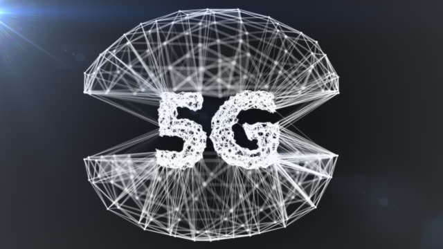 5G technology background 3d rendering, advanced technology communication, 5th generation of technology communication, 5G network wireless systems