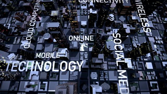 Technology City video