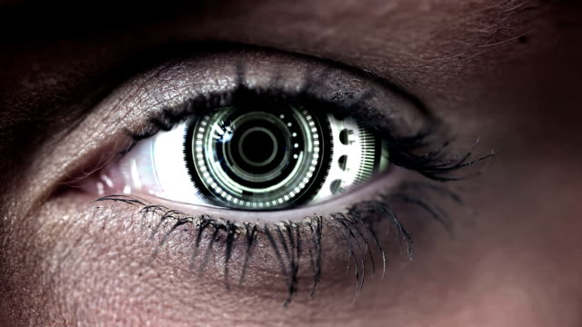 Technology code design in human eye video